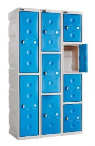 ultrabox lockers group blue